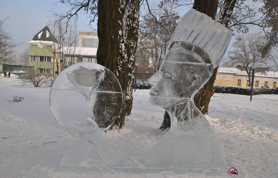 """""""Bičiulystė"""", Vytas Musteikis, 3-oji vieta. Foto: Laimos Rekevičienės."""