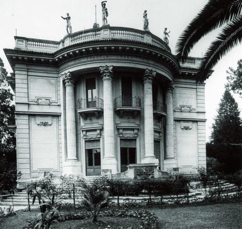Villa Lituania, Roma. Foto: PILOTAS.LT archyvas