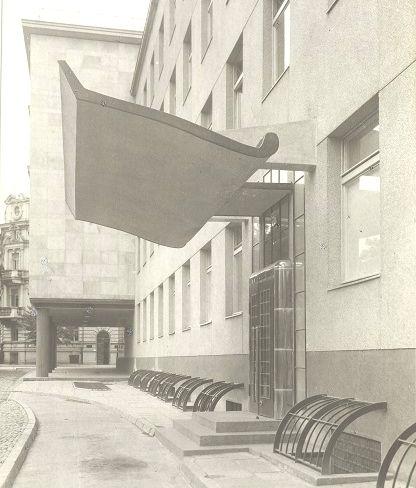 Architektūros istorikė dr. Marija Drėmaitė: Vilniaus pastatas Gedimino pr.27 yra bene geriausias modernizmo objektas mieste.