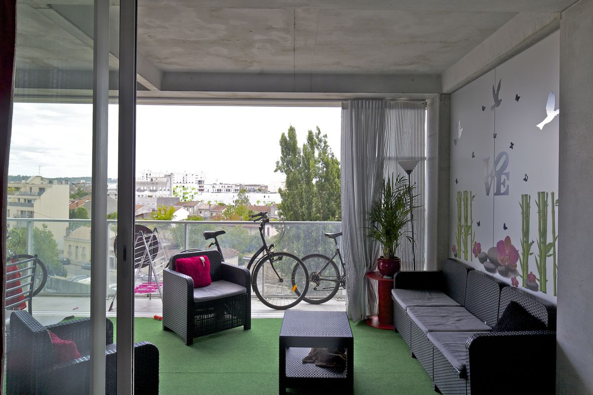 """Socialinių būstų komplekse """"Grand Parc Bordeaux"""" po renovacijos pastebimai pagerėjo gyvenimo kokybė bei optimizavosi išlaidos. Foto: Mies van der Rohe fondas"""