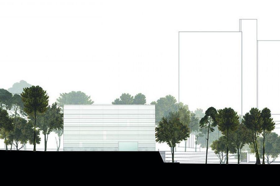 Veimaro bauhauzo muziejus (arch. H.Hanada)