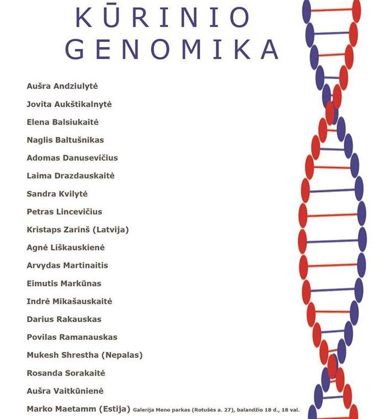 Kūrinio genomika