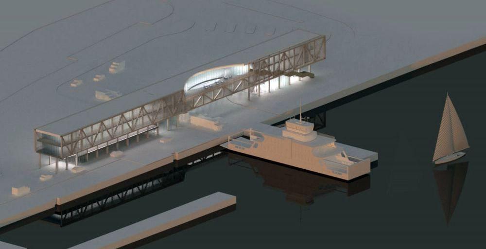 Naujosios perkėlos terminalas