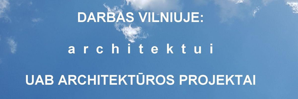 Darbas Vilniuje