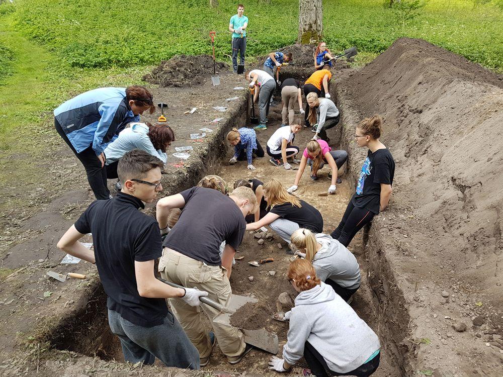 Archeologijos mokykla