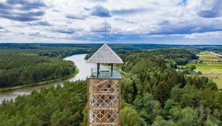 Birštono apžvalgos bokštas