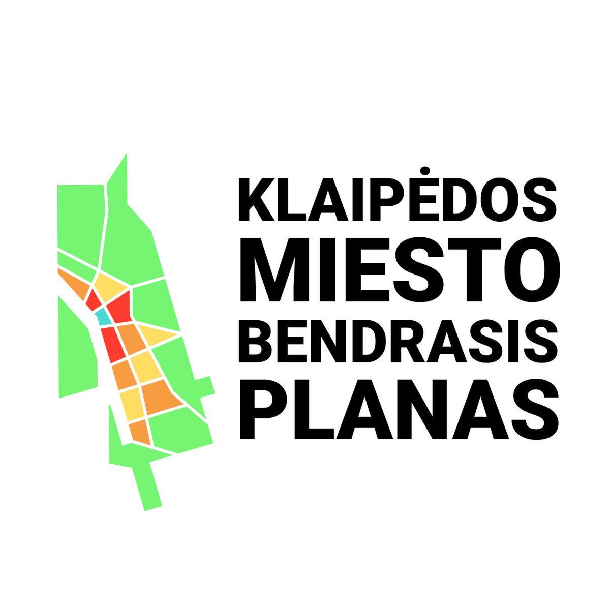 Klaipėdos bendrasis planas