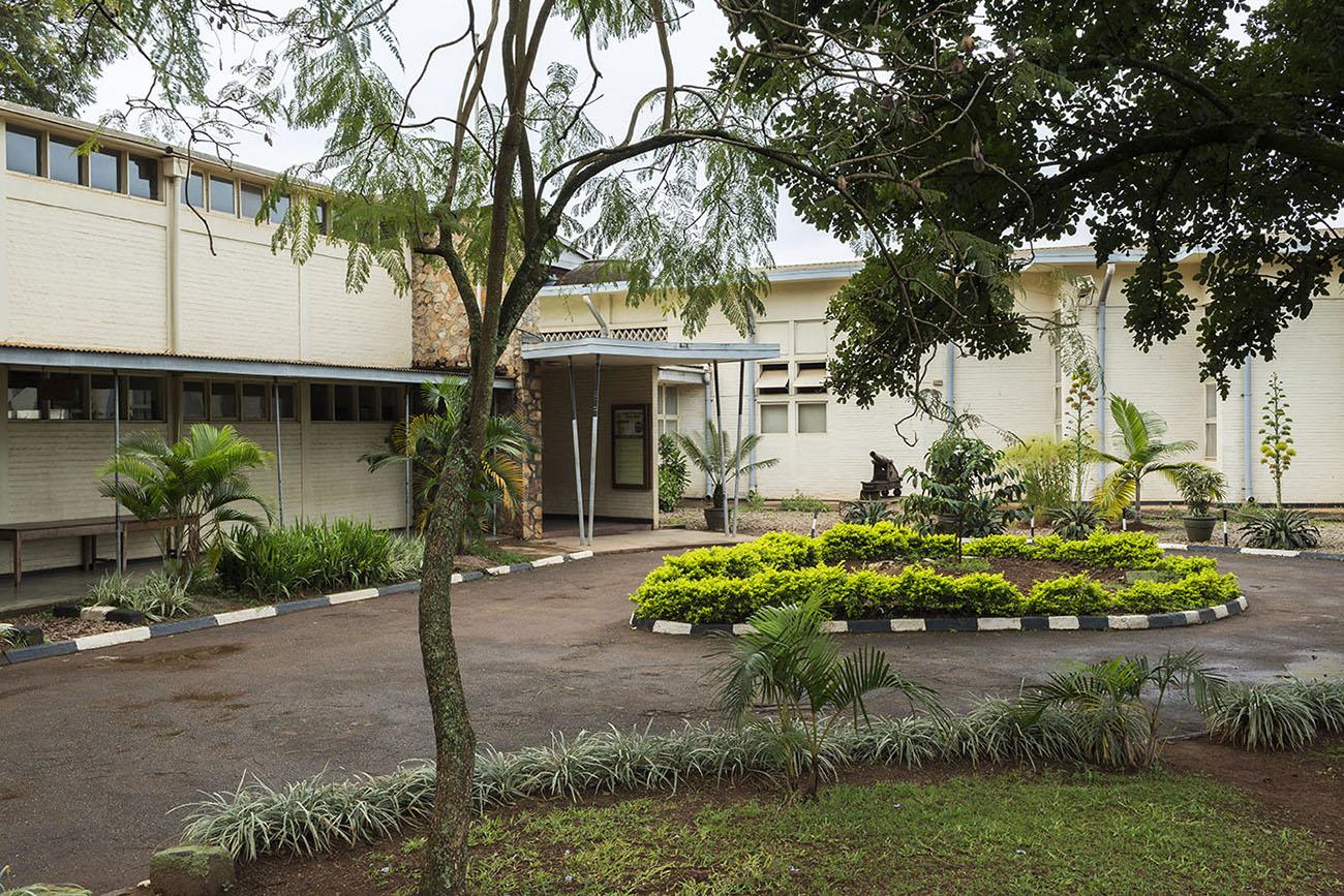 Nacionalinis muziejus Ugandoje (arch. Ernst May, 1954). Foto: Eppich