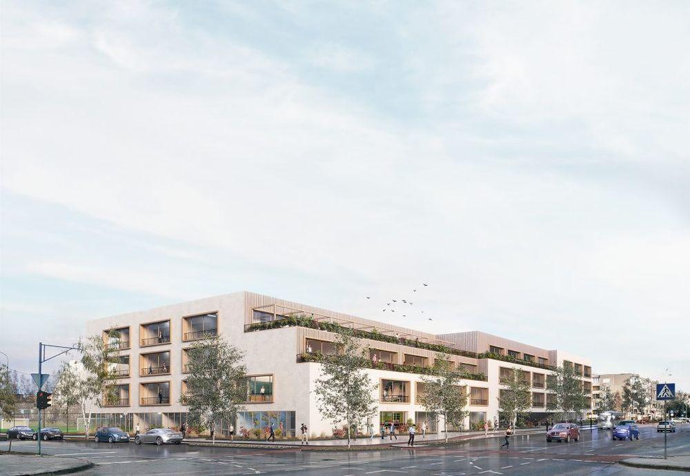 "Konkursinis projektas ""Mokslo aikštė"" (arch. ""DO architects""), 1-oji vieta, 12.000 Eur."