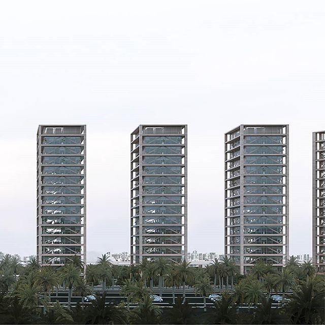 """3-ioji vieta Tripolio (Libanas) Žinių ir inovacijų centro tarptautiniame konkurse (studija """"Arquivio architects"""")"""