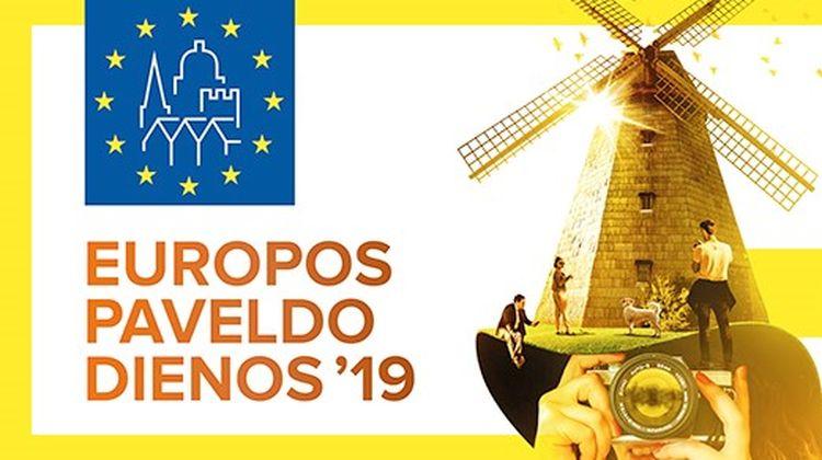 Europos paveldo dienos'19