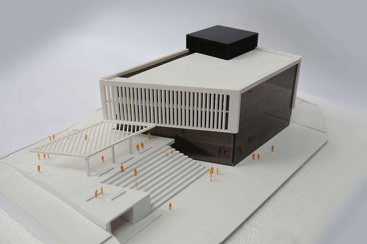 "KTU ""M-Lab"" konkursinis projektas ""Future LAB"" (MB ""Nežinomi architektai"", MB ""Be formato""; arch. M.Mickevičius, L.Kazakevičiūtė, R.Malienė, D.Sadauskas), 3-oji vieta, 5.000 Eur."