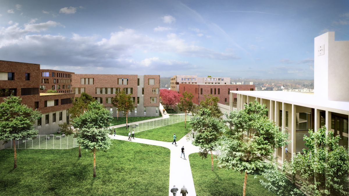 "Hareno kalėjimas (Belgija, arch. ""Cafasso NV"" su ""B2Ai / EGM Architecten"")"