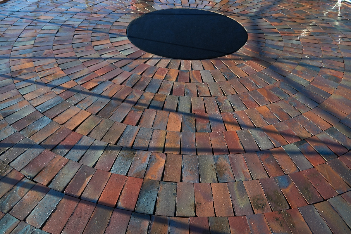 Klinkerio trinkelių Patoka Antika grindinys