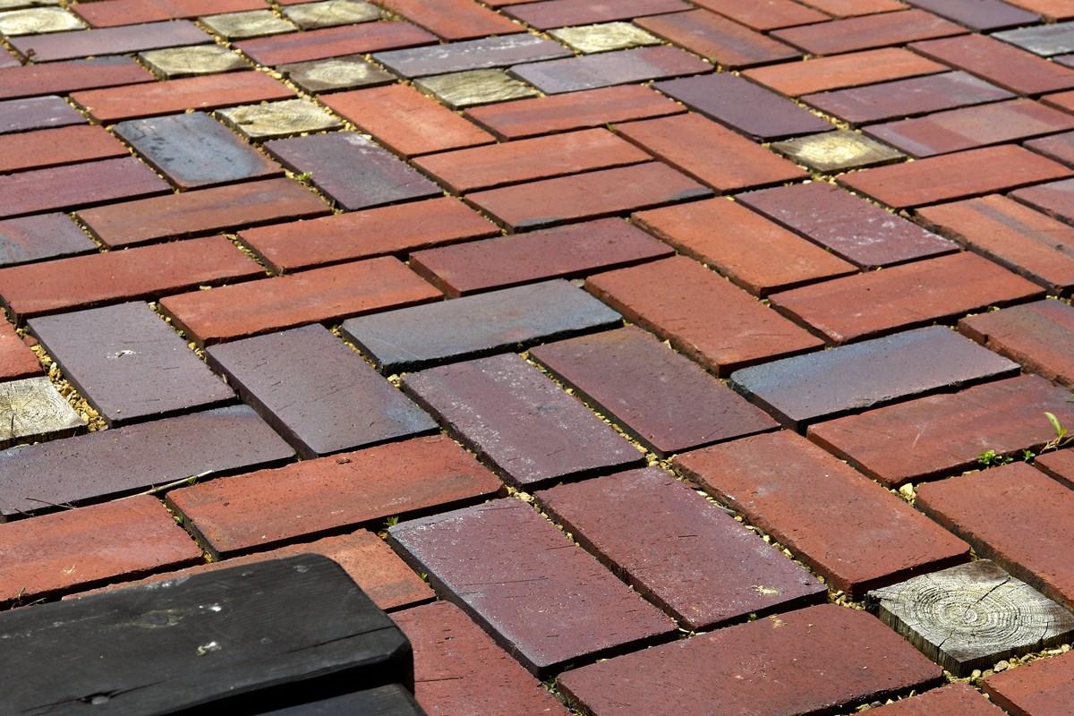 Klinkerio trinkelių Patoka Classic grindinys