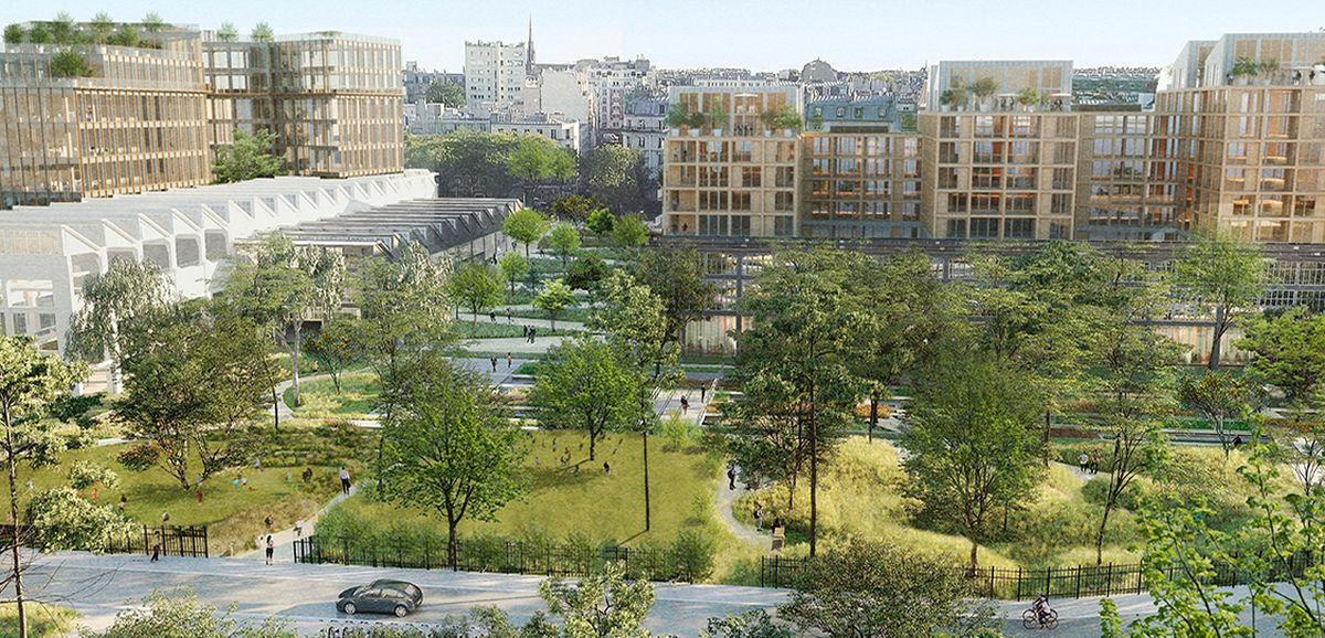 """Jardin Mécano"", arch. SLA ir ""Biecher Architektes"""