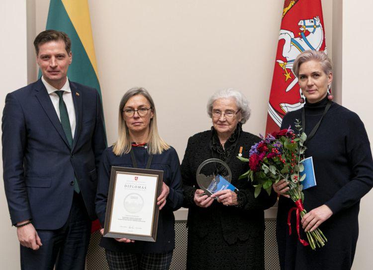 Aplinkos ministerijos apdovanojimai