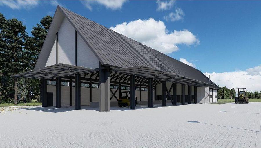 """""""VitaNori"""" gamykla (arch. Ülo-Tarmo Stöör, Lembit-Kaur Stöör (""""ÖÖ-ÖÖ Arhitektid""""). Žiuri paminėjimas"""