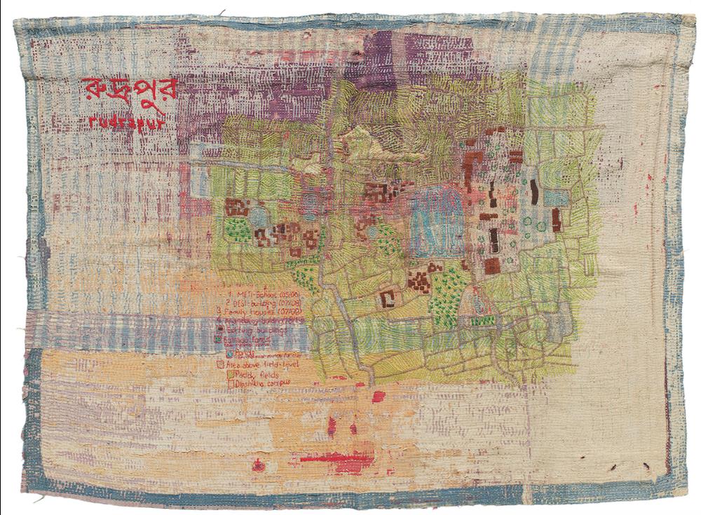 """Rudrapuro planas, Bangladešas"""", A.Heringer, 1-oji vieta piešinio ranka kategorijoje"""