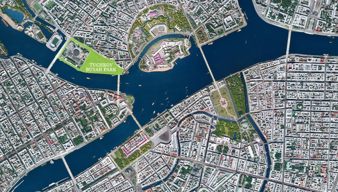 Sankt Peterburgo parkas