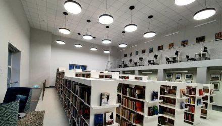 Lentvario biblioteka