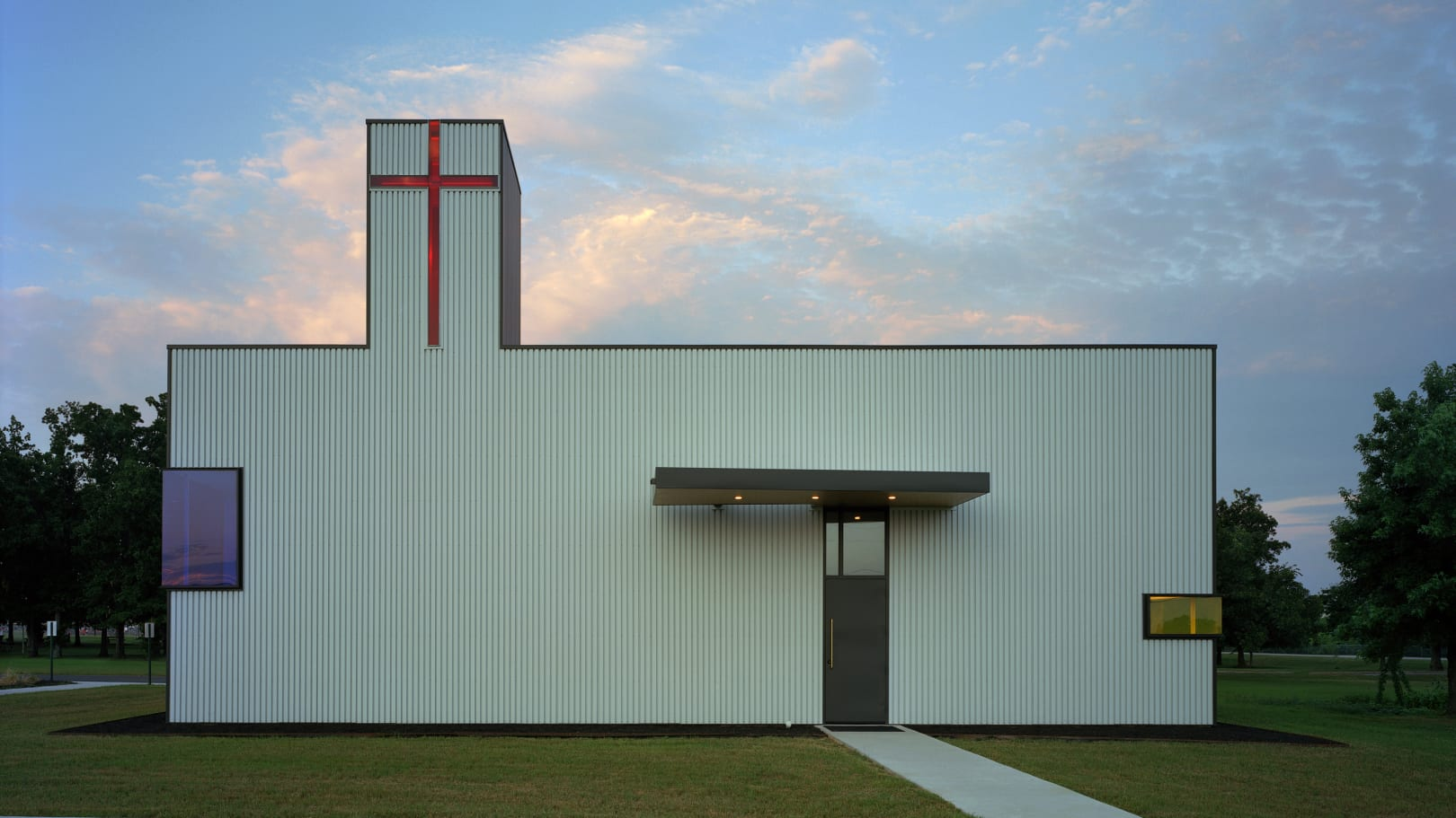 Architektas Marlonas Blackwellas