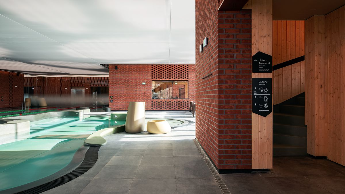 Suure-Jaani Tervisekoda sveikatos centras (Riin Kärema, Kerli Lepp, Mari Põld), Interjero architektų apdovanojimas. Foto: Terje Ugandi