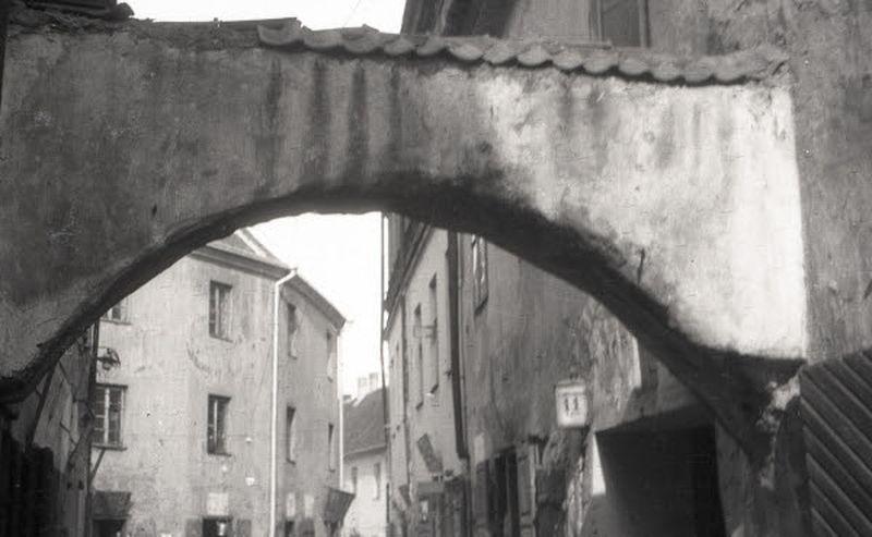 """Pav.: """"Vilnius"""", Moišė Ravivas-Vorobeičikas. 1928 m.. Moshe Raviv-Vorobeichic šeimos archyvas"""