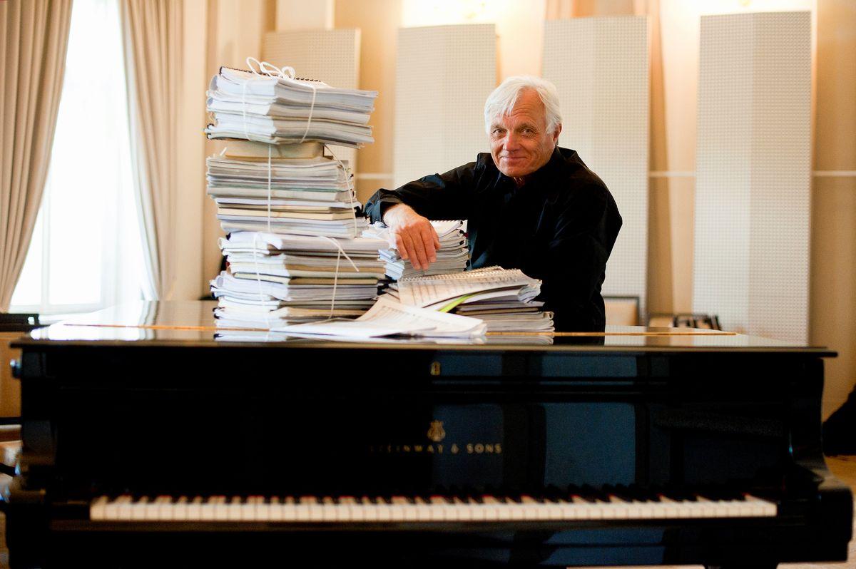 Dirigentas ir Kauno valstybinio choro vadovas Petras Bingelis