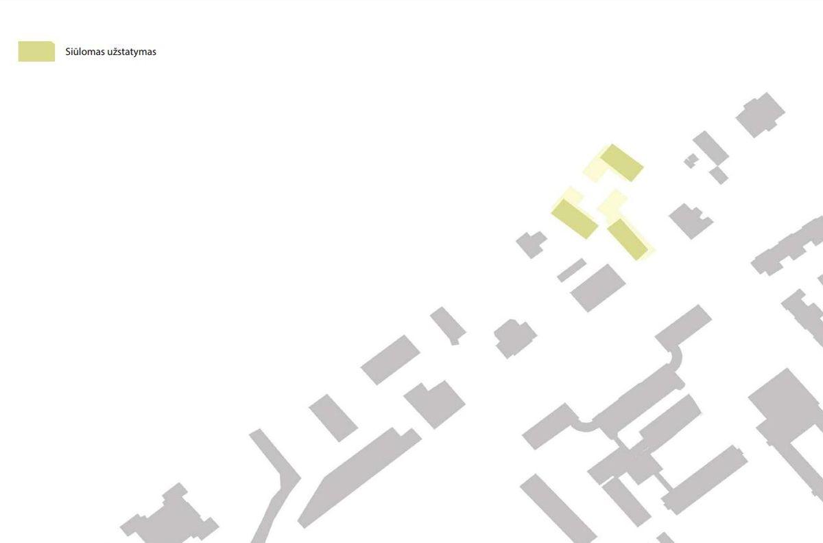 Sklypo T.Kosciuškos g. 32 detaliojo plano koregavimo sprendiniai ir daugiabučių gyvenamųjų namų komplekso projektiniai pasiūlymai (autoriai: detaliojo plano koregavimo archi. D.Sabaliauskienė ir V.Miciūtė; daugiabučių gyvenamųjų namų projektinių pasiūlymų arch. E.Neniškis, A.Uogintas ir E.Geštautaitė).