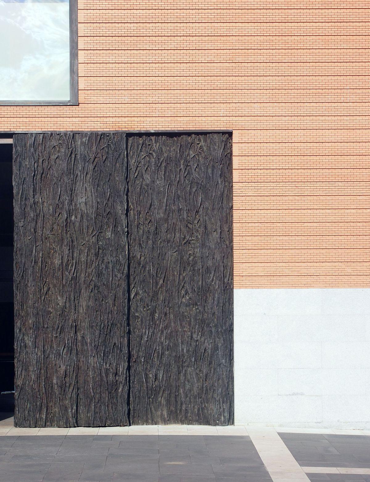 Madrido Prado muziejaus išplėtimo durys-vartai, C.Iglesias, 2007 m., Foto: ©PILOTAS.LT
