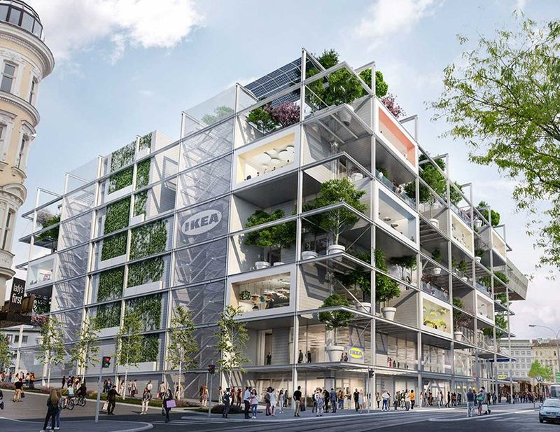 IKEA Vienoje