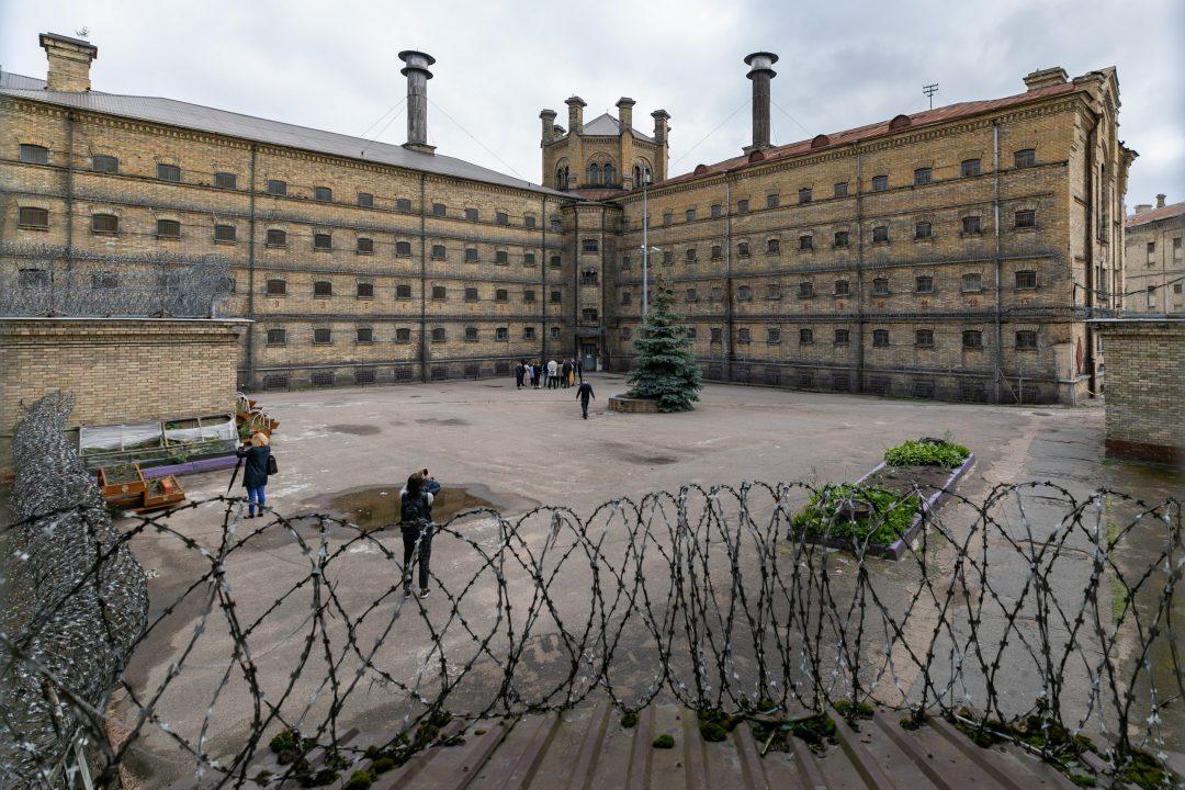 Lukiškių kalėjimas. Foto: PILOTAS.LT archyvas