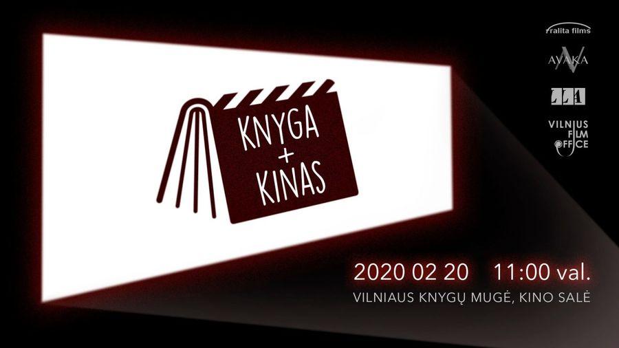 KNYGA + KINAS