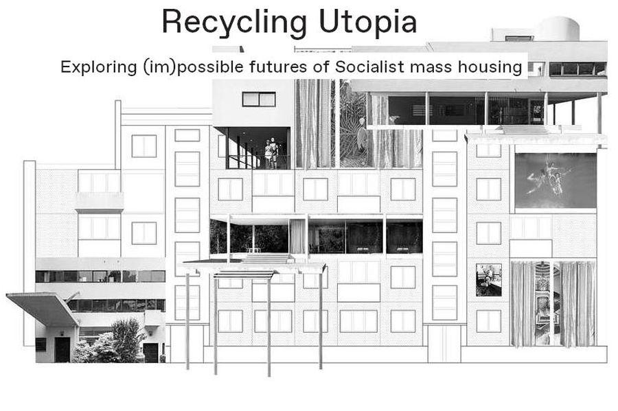 """""""Recycling Utopija"""", G. Verikaitė (Roterdamas, NL)"""