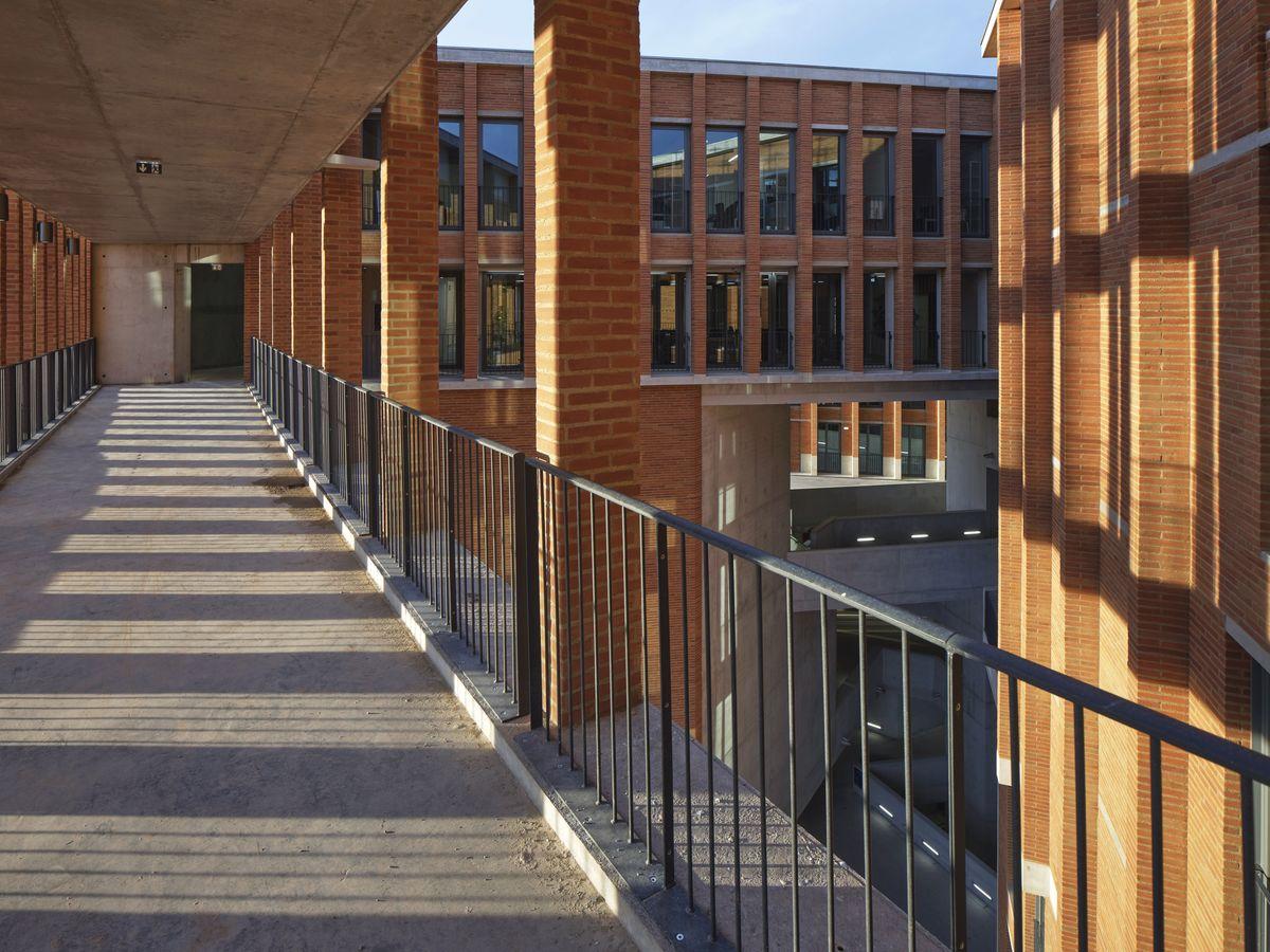 Tuluzos universiteto Ekonomikos mokykla. Foto: Dennis Gilbert