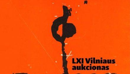 LXI Vilniaus aukcionas