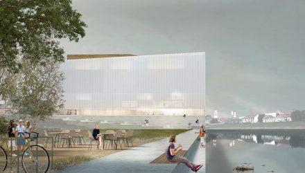"""M.K.Čiurlionio koncertų centras (arch. """"Paleko archstudija"""", """"Baltic Engineers"""")"""