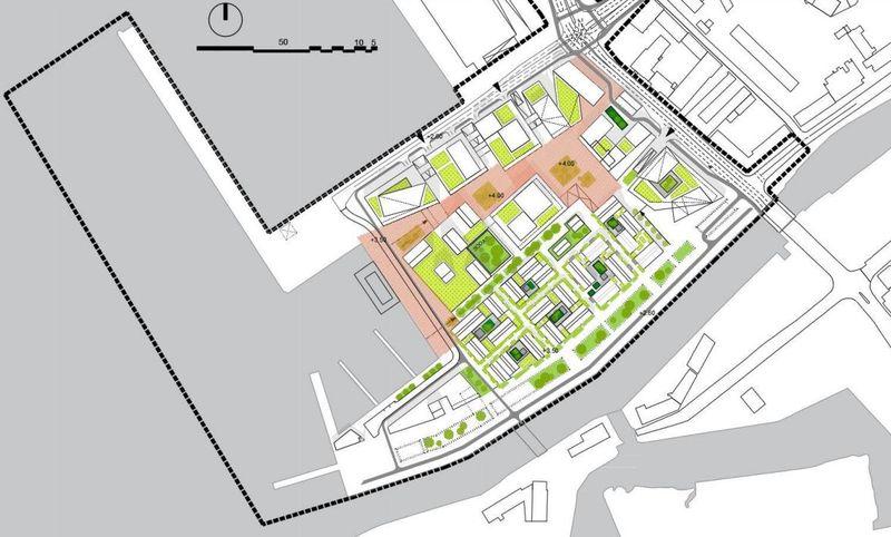 """Memelio miesto užstatymo architektūrinė-urbanistinė koncepcija (""""Sweco Lietuva"""", """"Arches"""")"""
