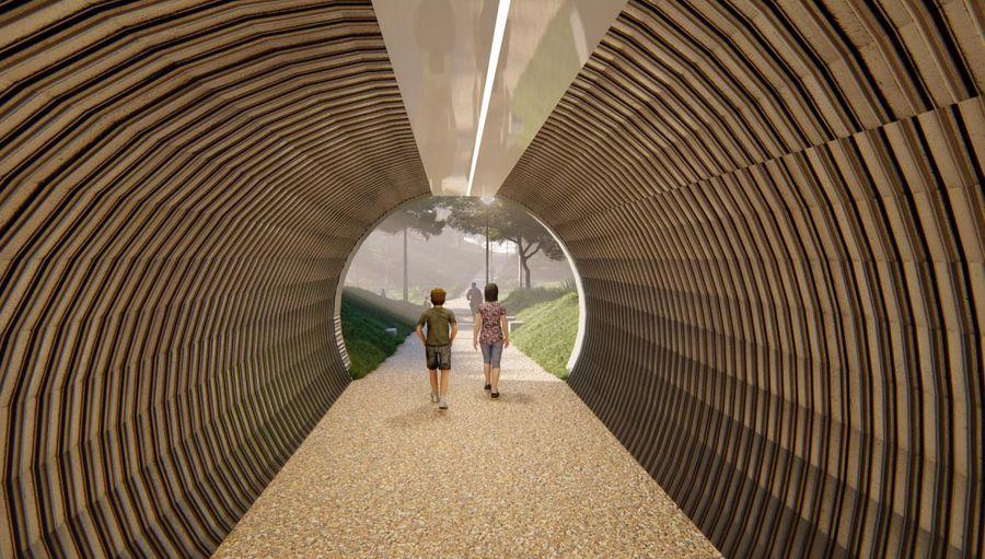 Zuikių g. tunelis