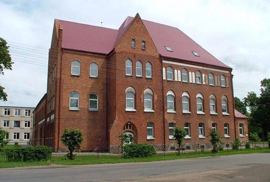 Viešvilės teismo rūmai, foto: V.Bruzgelevičiūtė