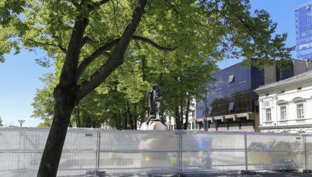 fontanas Klaipėdoje