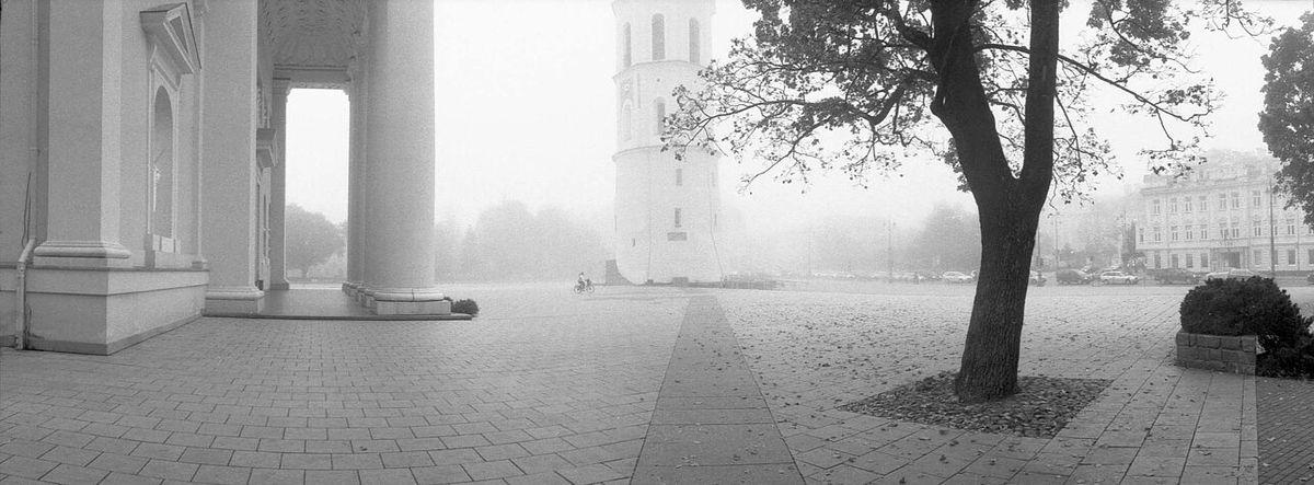 """Iš ciklo """"Mano Vilnius"""", V.Usinavičius"""