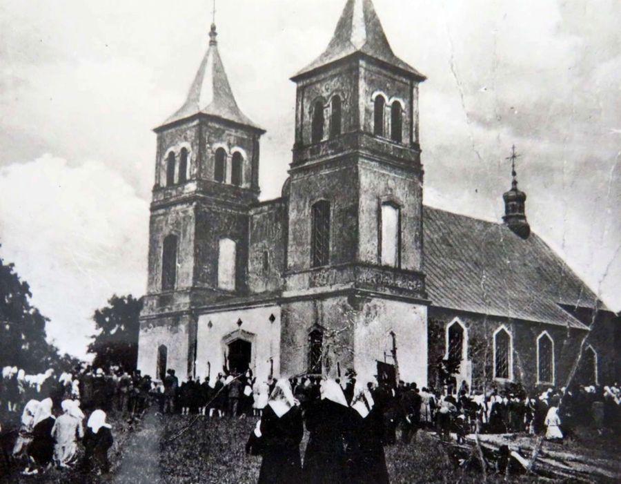 Bartnininkų bažnyčia. Foto: PILOTAS.LT archyvas