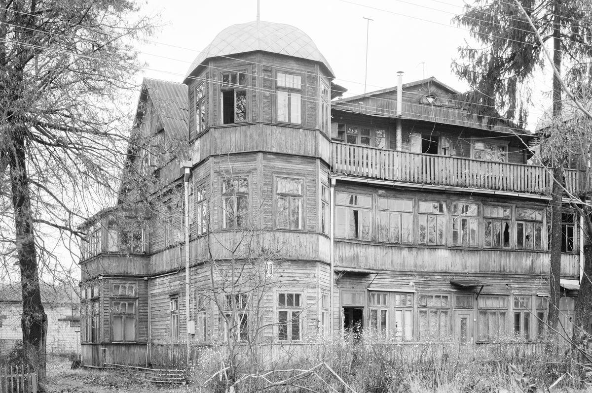 Vila Gailutės g. 28, Panemunėje. Foto: PILOTAS.LT archyvas