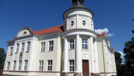 Telšių vyskupijos rūmai