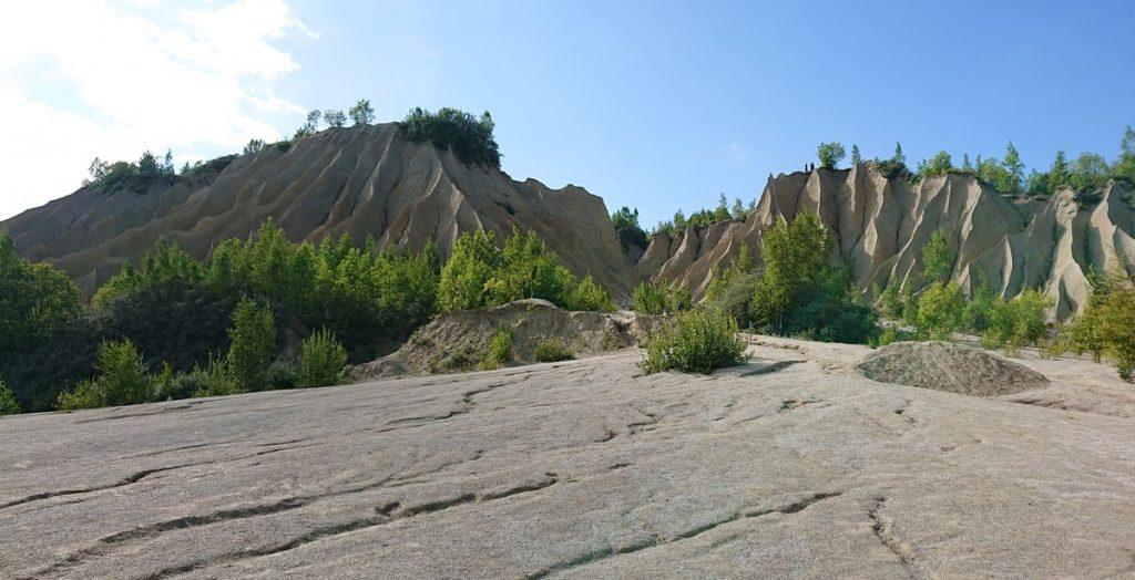 Amerikos kanjonus primemanti aplinka, atrodo, puikiai tiktų net filmams apie indėnus. Foto: ©PILOTAS.LT