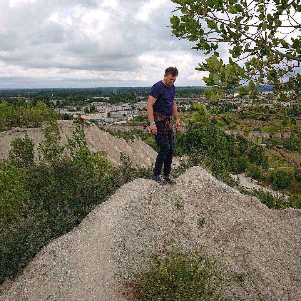 Užlipęs į viršūnę pasijunti it stovėtum ant aukščiausio Estijos kalno. Foto: ©PILOTAS.LT