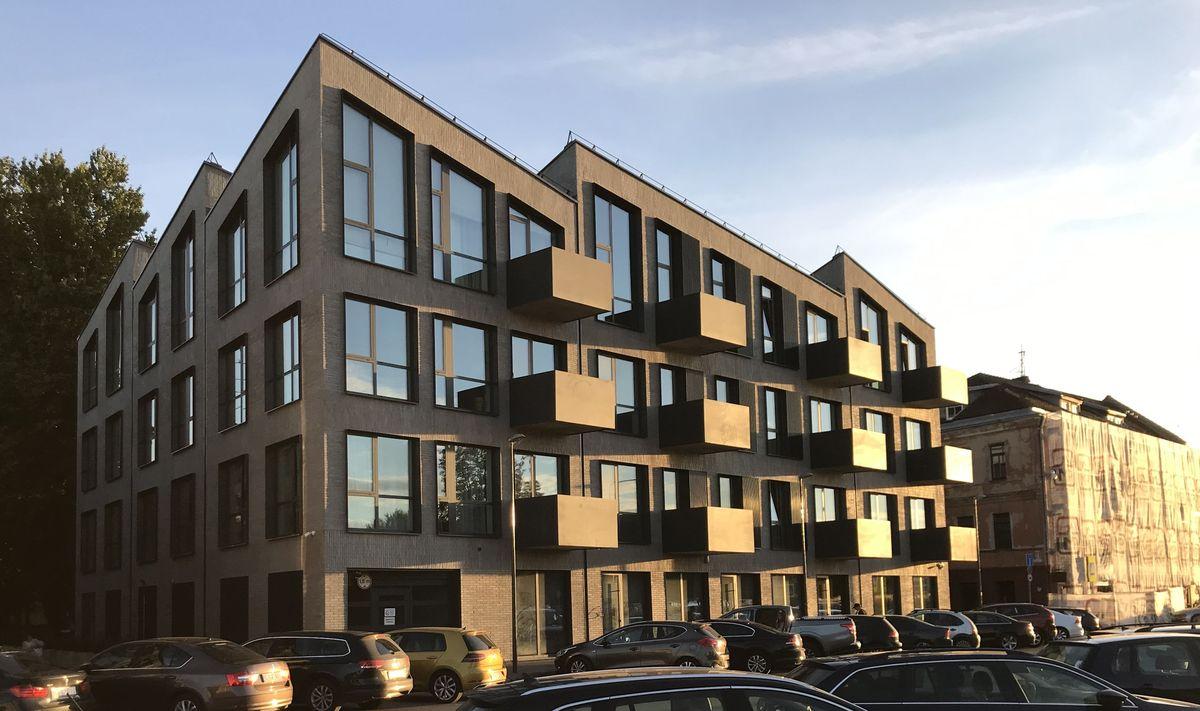 Kauno senamiesčio apartamentai