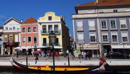 Aveiro, Portugalija. Foto: ©PILOTAS.LT